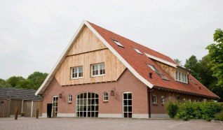 group accommodation Landgoed Nieuwhuis