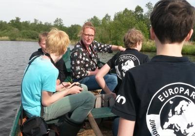 Gezocht: Junior Rangers voor de Overijsselse Nationaal Parken