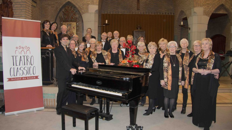 Nieuwjaarsconcert Teatro Classico