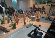 Workshop glaskralen maken