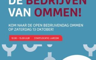 Open Bedrijvendag in Ommen