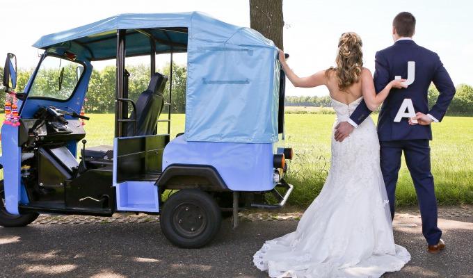 Twente is trouwlocatie en huwelijksreisbestemming in één.