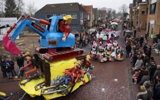 Carnavalsoptocht 2019