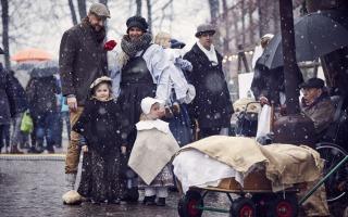 Winter in de Vesting in Elburg