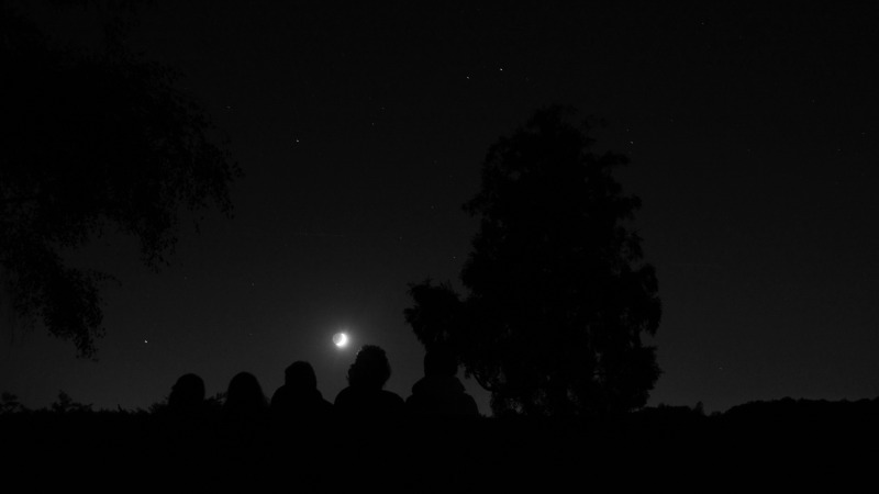 Wandeling Galgenberg tijdens Nacht van de Nacht