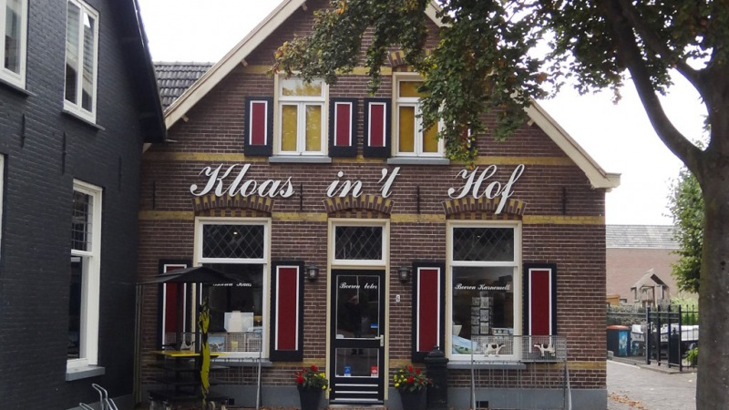 Kloas in 't Hof