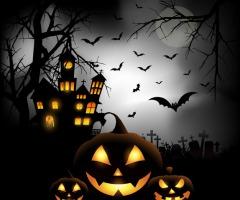 Halloweentocht,