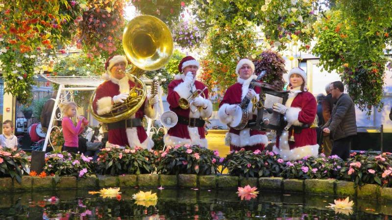 Kerstmarkt in de Orchideeën Hoeve