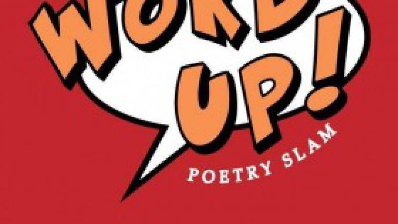 De grande finale Word Up Poetry Slam 2018