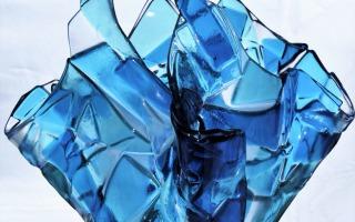 Meet and greet glaskunstenares Marjan Witte