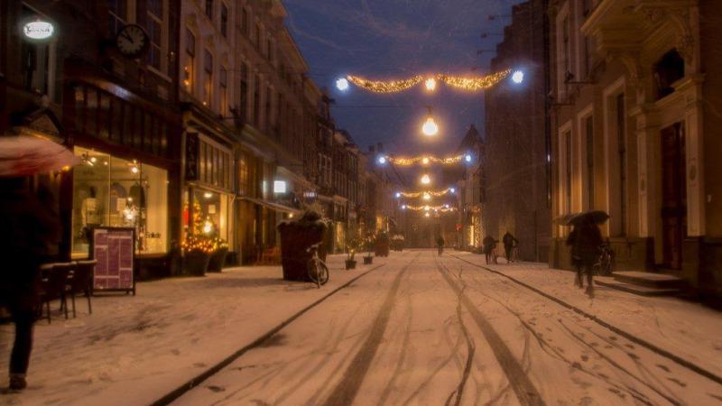 Lichtbeeldenroute binnenstad