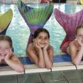 Kinderfeestje: Zeemeermin Zwemmen