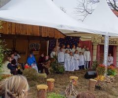Levende Kerststal in de Schaapskooi