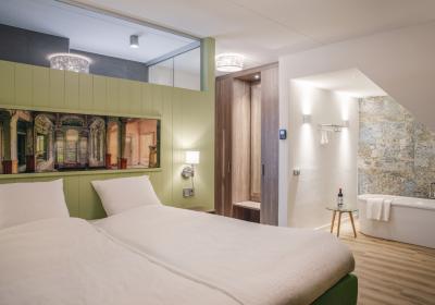 Hotel Erve Hulsbeek heeft haar nieuwe hotelvleugel geopend