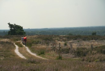 MTB route Holterberg