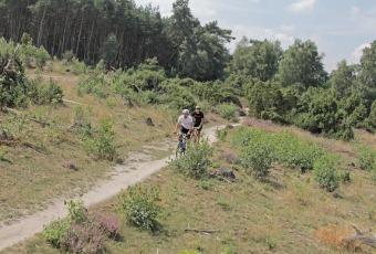 MTB route Lemelerberg