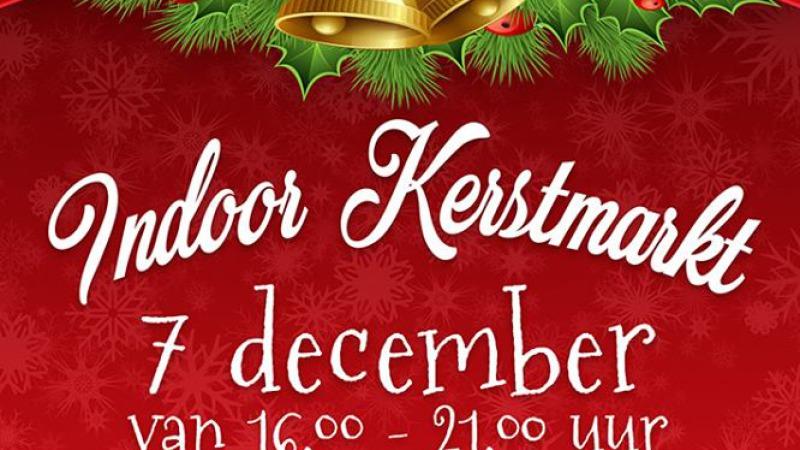 Kerstmarkt bij de Klaampe