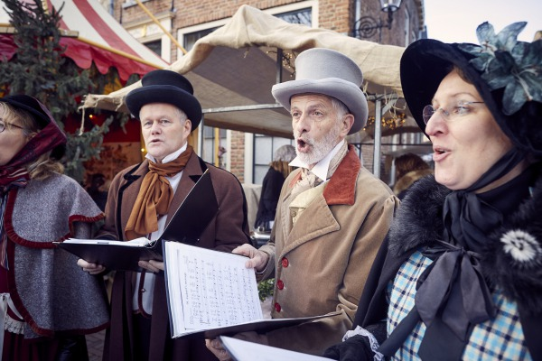 dickens festival - 14 dec 2019 - 15 dec 2019 - historic hanseatic cities