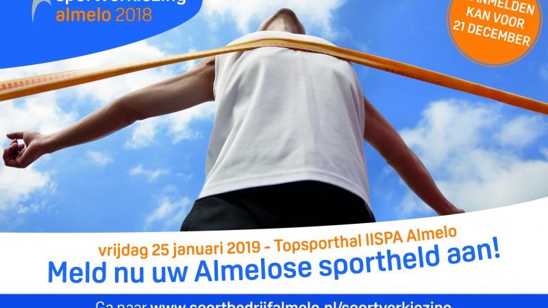 Sportverkiezing 2018