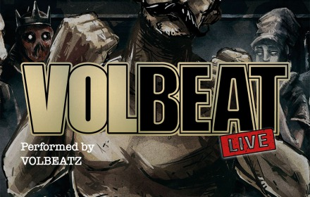 Volbeat Tribute Band Volbeatz in Café-Zaal de Brink