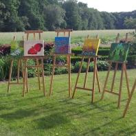 Cursus teken,- schilderlessen Kunstschool 't Alding