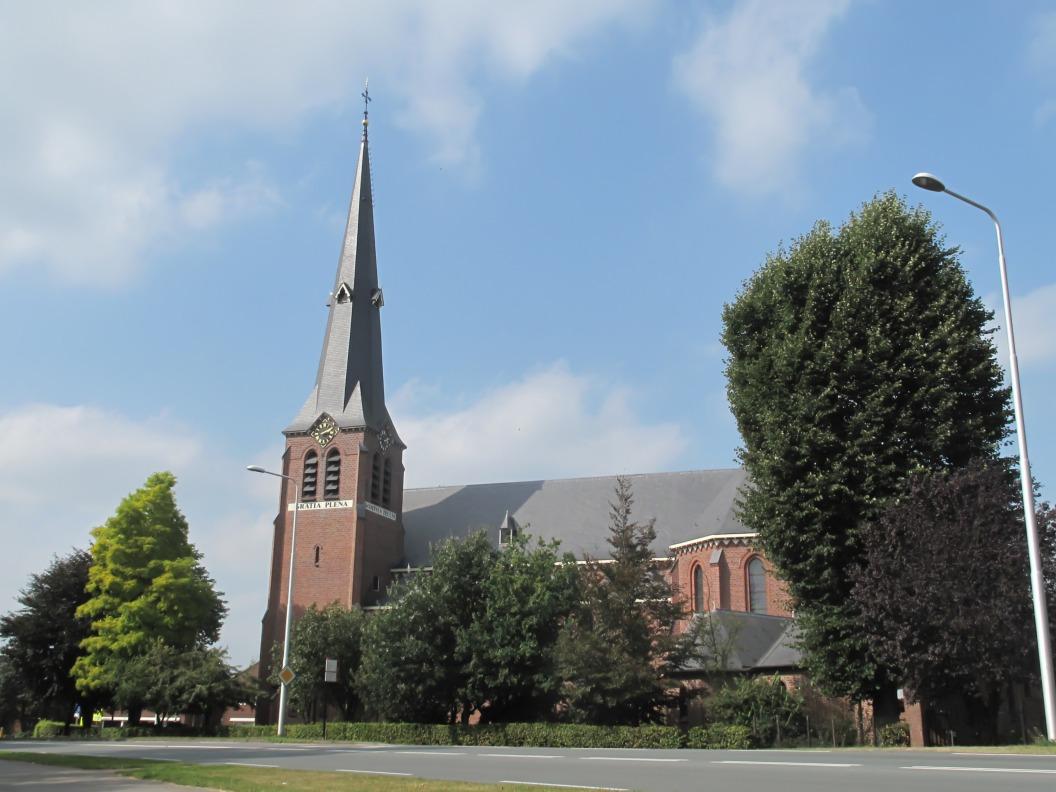 1. De O.L. Vrouw van Altijddurende Bijstandkerk