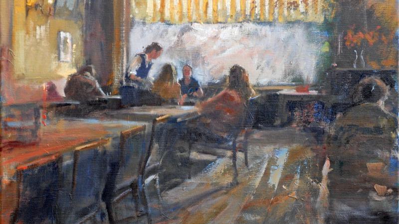 Najaars-expositie Galerie Tolg'Art
