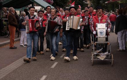 """Straatkorenfestival """"Het Musicale Landleven"""""""