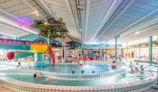 Subtropisch zwembad Bad Hesselingen