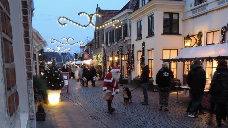 Weihnachten und Kunst in Ootmarsum