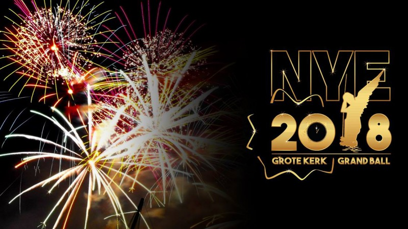NYE GRAND BALL 'Gala with a touch of gold'