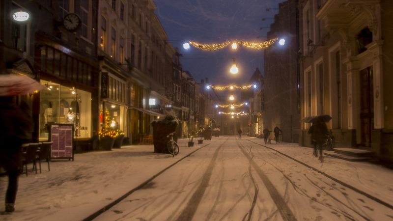 Extra Kerst Koopavond