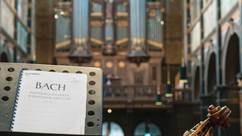 Concert Messiah door de Nieuwe Philarmonie Utrecht