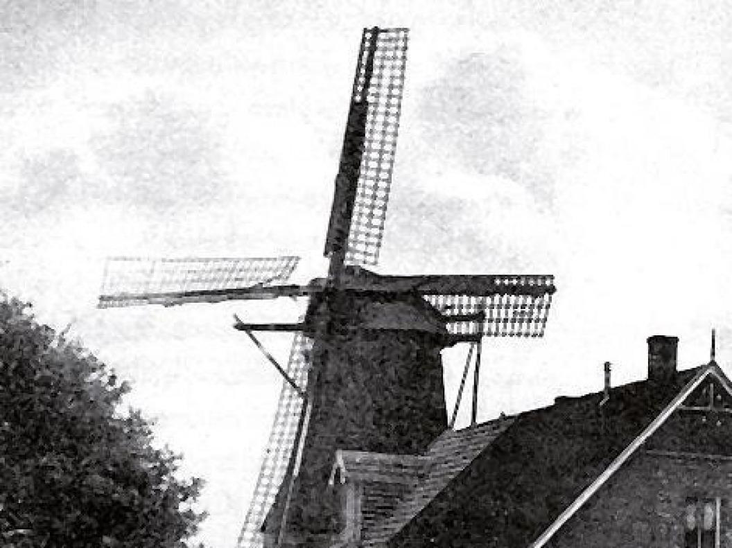 5. Tubberger windkorenmolen