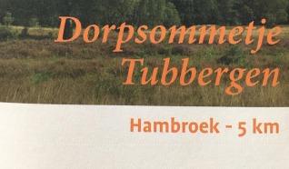 Dorpsommetje Tubbergen: Hambroek