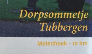 Dorpsommetje Tubbergen: Molenhoek