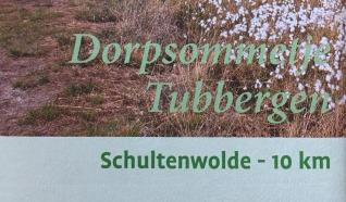 Dorpsommetje Tubbergen: Schultenwolde