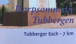 Dorpsommetje Tubbergen: Tubberger Esch