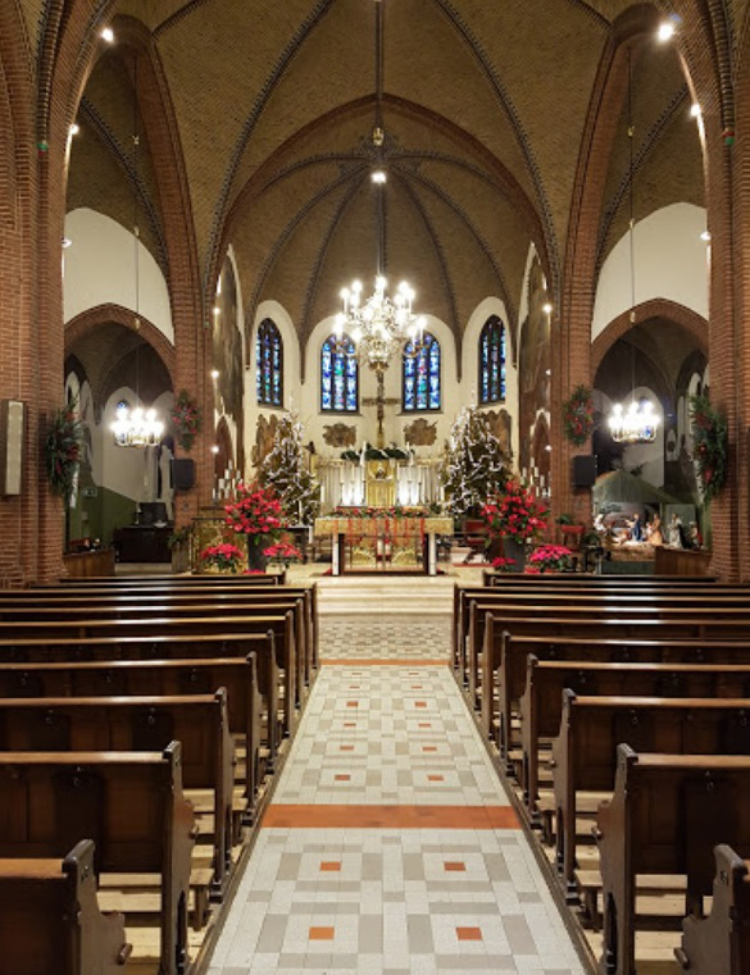 1. De St. Pancratiuskerk