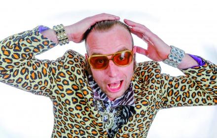 RABO-Disco schaatsen: RR DJ Crew