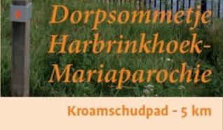 Dorpsommetje Harbrinkhoek - Mariaparochie