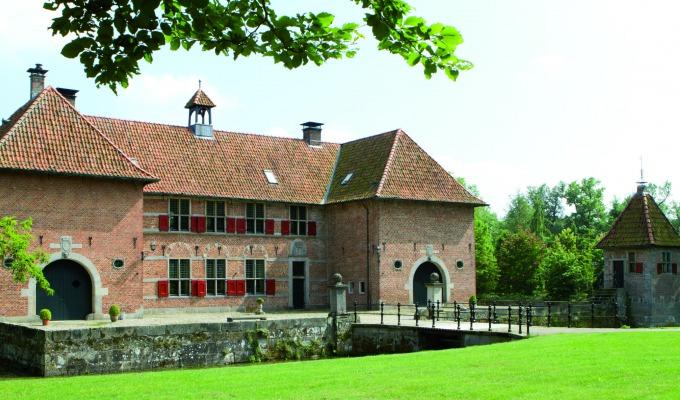 Huize Brecklenkamp: een historische buitenplaats en complex rijksmonument