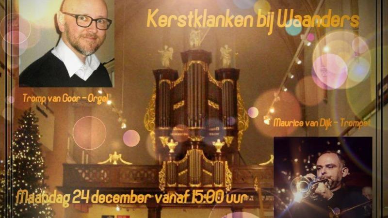 Kerstklanken bij Waanders In de Broeren!