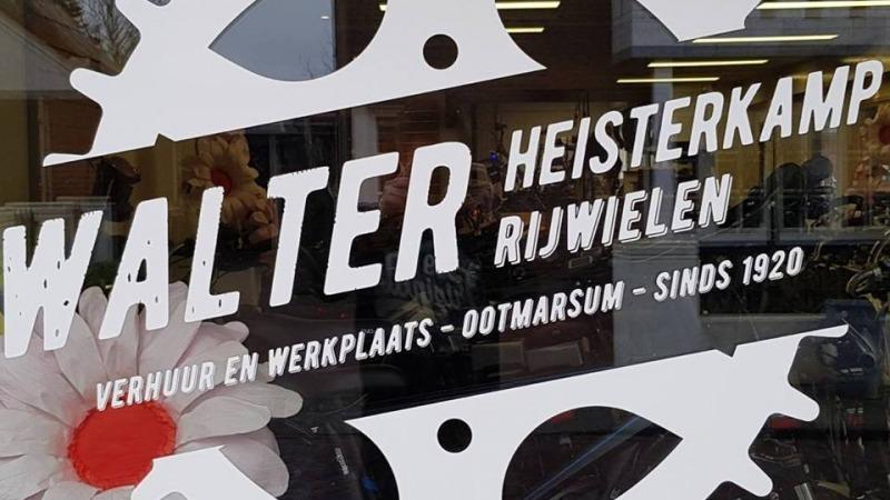 Fietsverhuur Fa. Heisterkamp