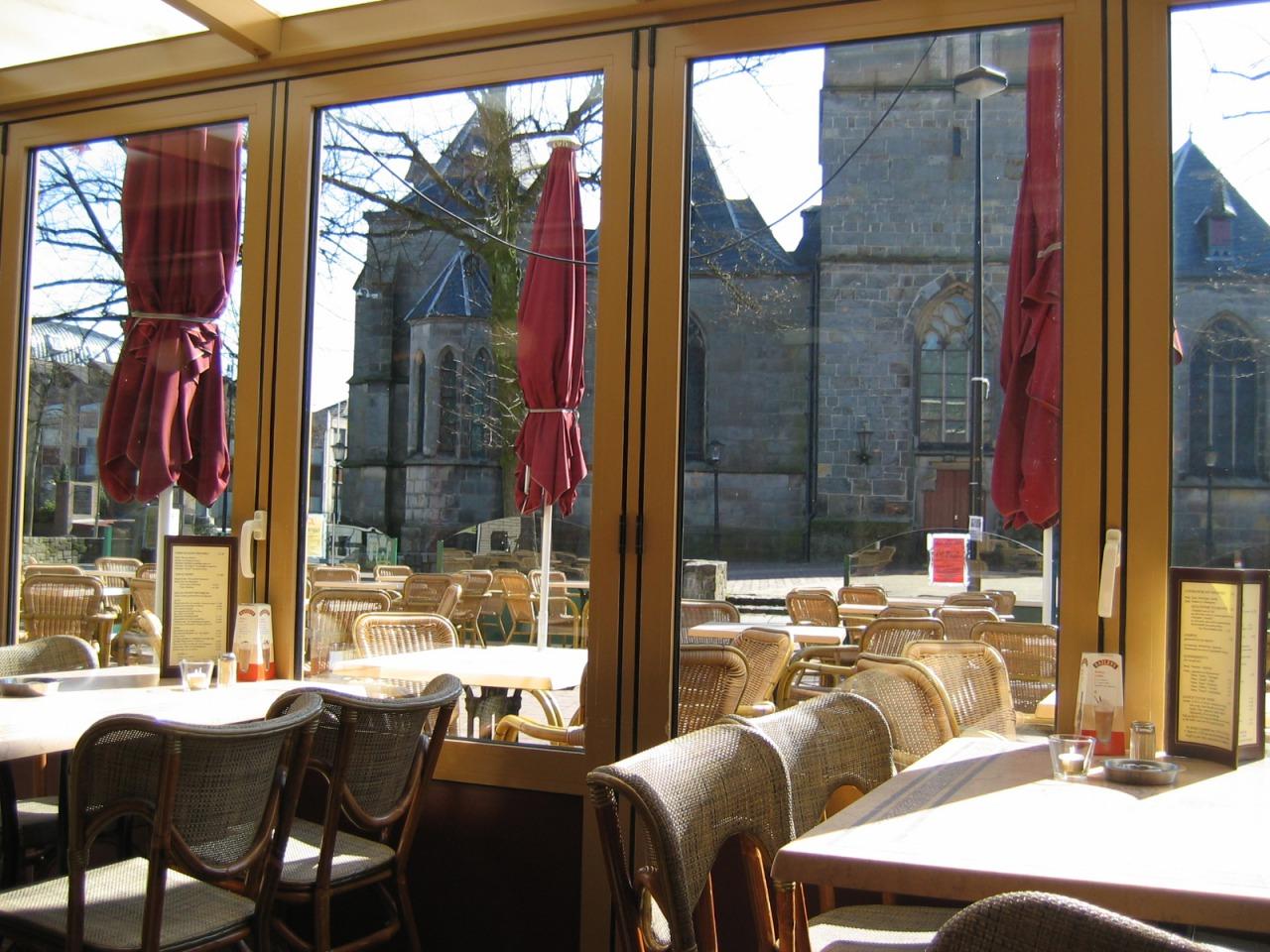 Grand Café Centraal - Visit Twente - offizielle Tourist Information