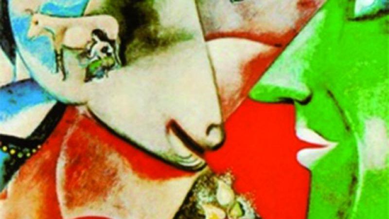 BBKK Lezing Marc Chagall, veelzijdig kunstenaar, door ds.Joop Mol in Cultuurhuus Braakhekke