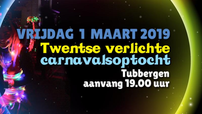 De Twentse Verlichte Carnavalsoptocht Tubbergen