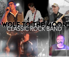 De band Wolf to the Moon!