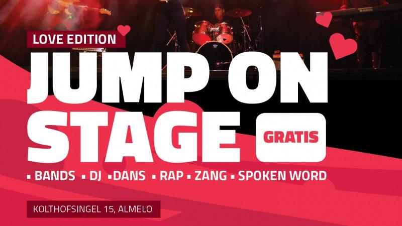 Jump on Stage – Pre Valentine