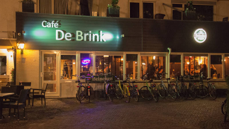 Café-Bar-Zaal de Brink